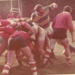 Houston Rugby Club & Houston Old Boys - 1969