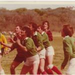 1979 HARTs vs Irish Touring Side