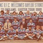 1980 Baylor Strikers