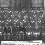 First USARFU Tour to England 1977