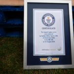 2016 Dave Chambers - Biggest Scrum Guinness