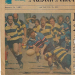 Article in the Austin American Statesman 1982