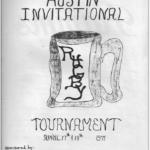 Austin Invitational Tournament 1971