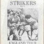 Baylor Strikers RFC 1980 England Tour