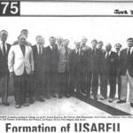 Formation of USARFU 1975