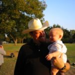 2004 Kirk Tate and son