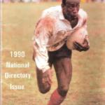 1990 Rugby Magazine - Rich Prim