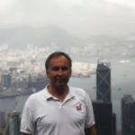 1999 Mike Geach at Hong Kong 7s