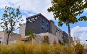 Courtyard Marriott in Pflugerville, TX